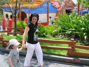 Soledad Madre Experta en Disney