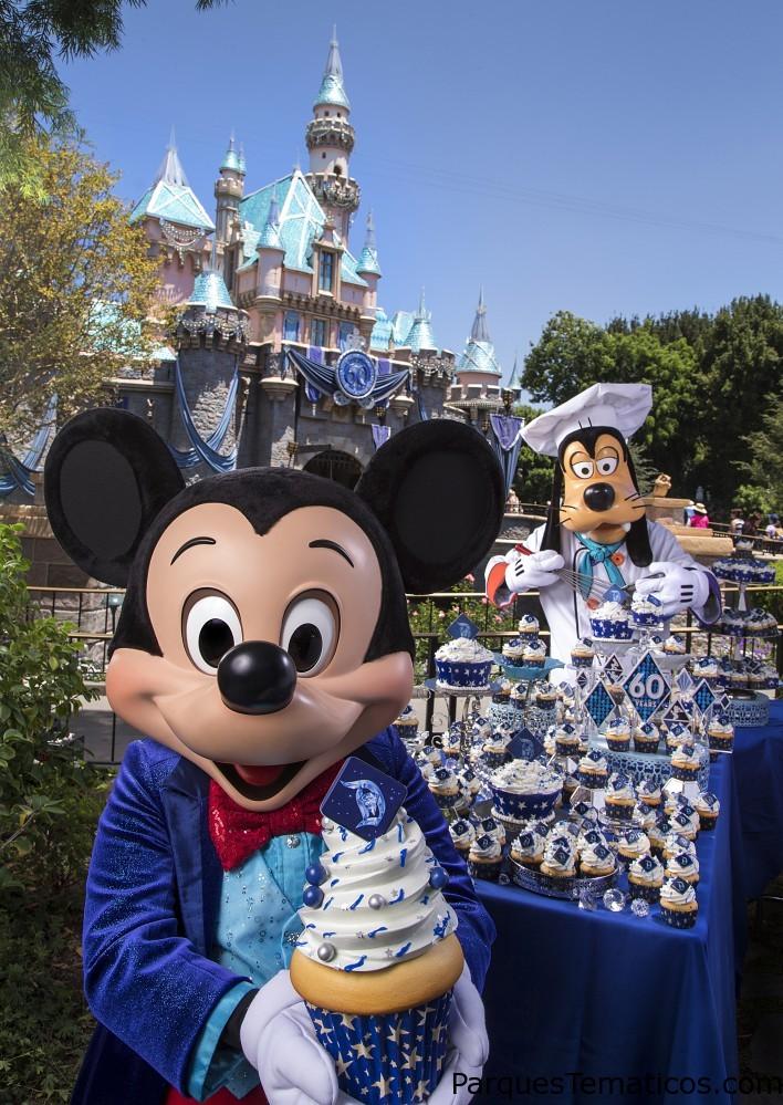 """Disneylandia California anuncia """"Million Dollar Dazzle"""""""