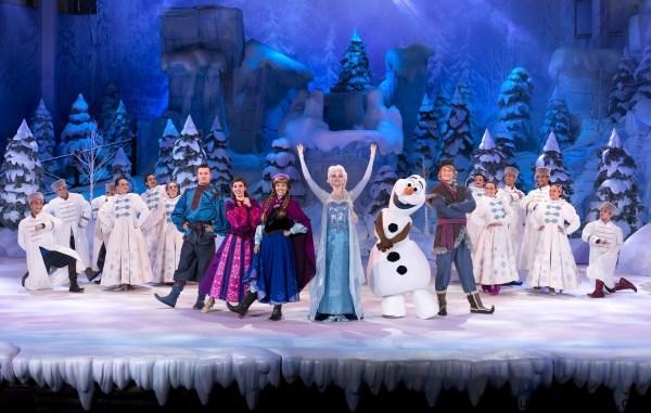 Nuevo espectáculo Frozen Sing-Along
