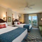 Habitación standar en BoardWalk Inn Resort