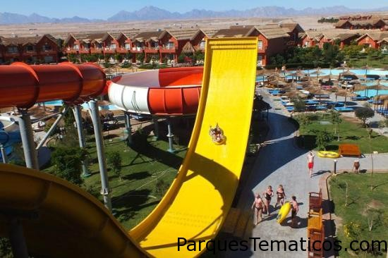 Jungle Aqua Park   Hurghada, Egipto