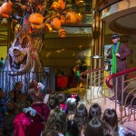Disney Cruise festeja Halloween a bordo