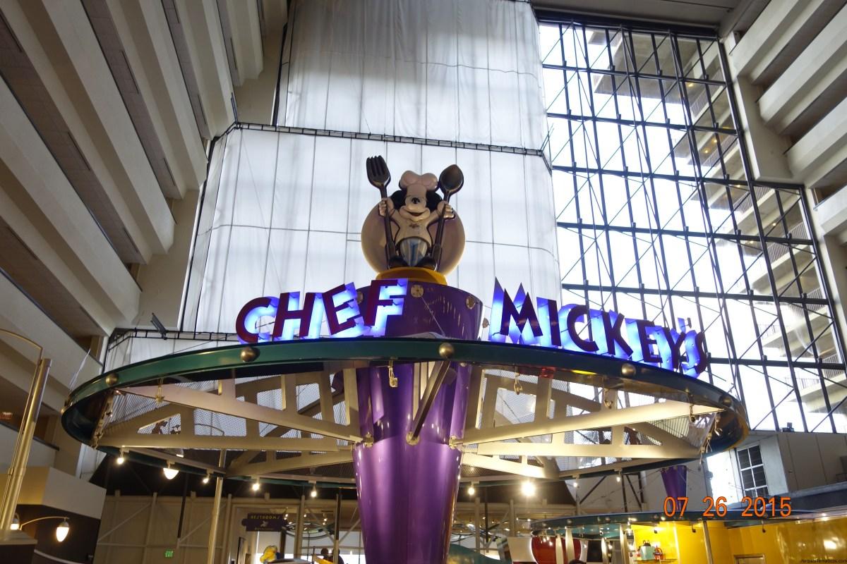 Bitácora de un viaje a Disney World, Día 4