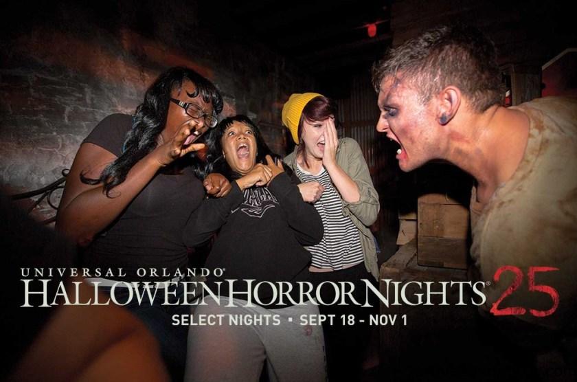 Halloween Horror Nights en Universal