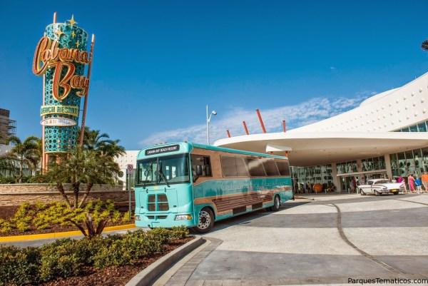 Universal´s Cabana Bay Beach Resort se expande en el 2017 con 400 nuevas habitaciones en 2 torres