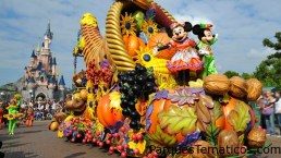 Halloween en Disneyland Paris