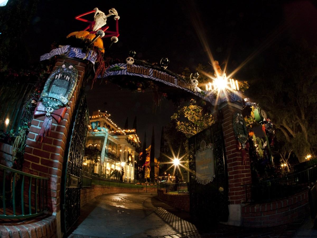 Mickey's Halloween Party en Disneyland California 2016