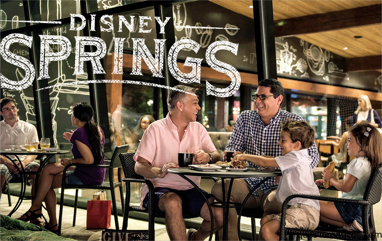 Downtown Disney ahora es Disney Springs