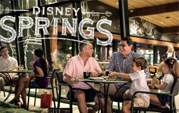 Es oficial, Downtown Disney es ahora Disney Springs
