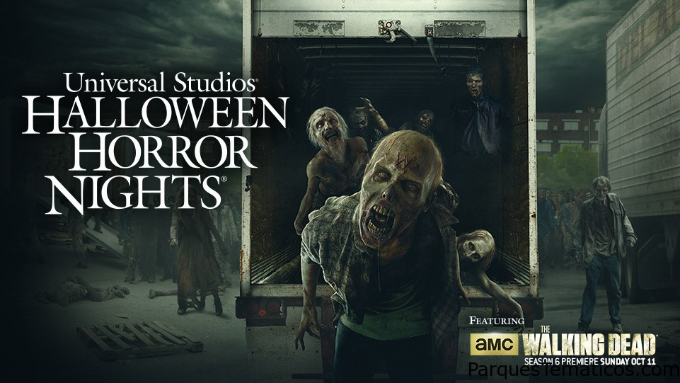 Universal Studios Halloween Horror Nights 2015