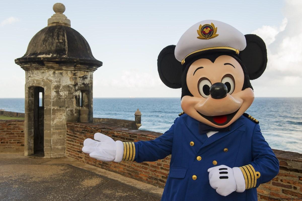 Disney Cruise Line con anuncios para 2017