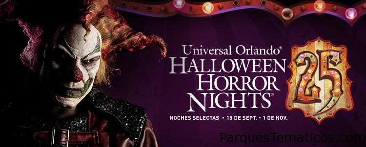 Halloween Horror Nights en Orlando