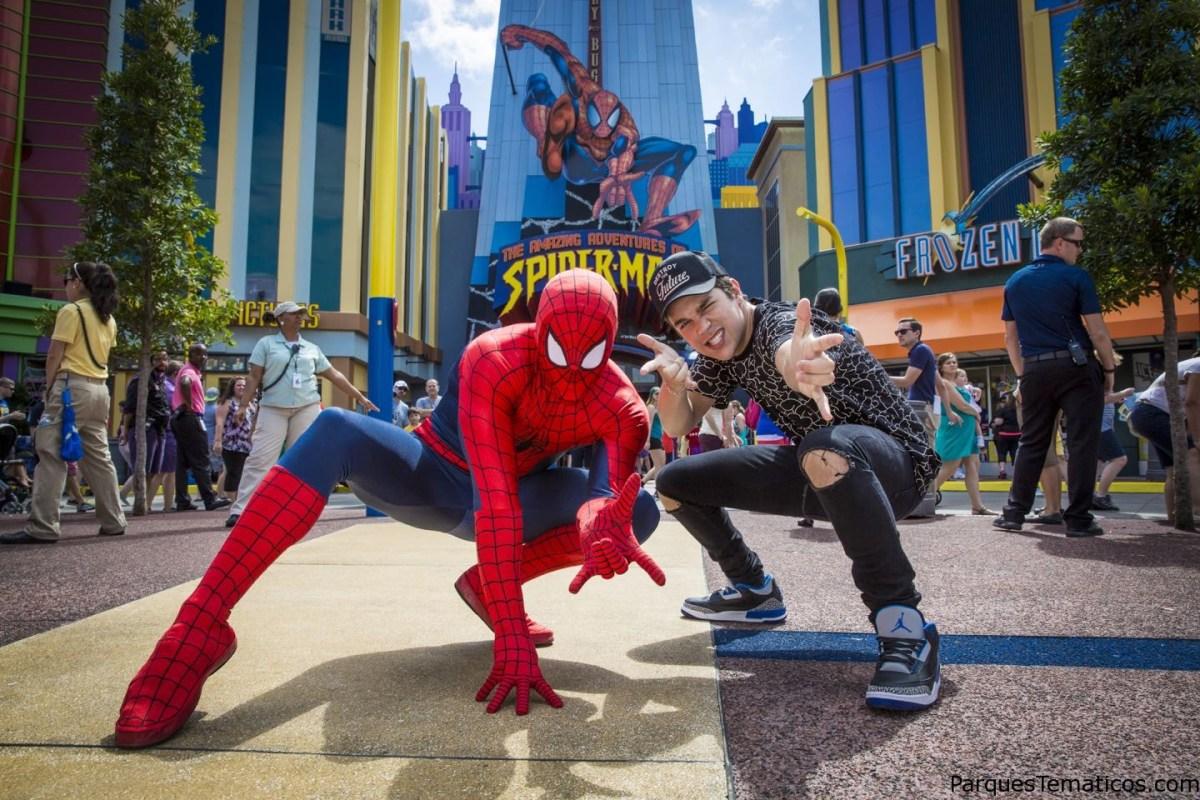 Universal Orlando quiere atraer más Adolescentes