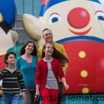 Macy's Holiday Parade en Universal Studios Florida