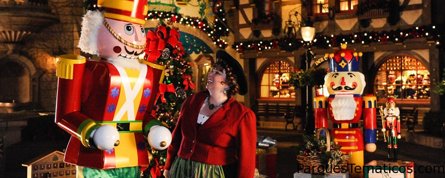 Holidays Around the World en Epcot 2015