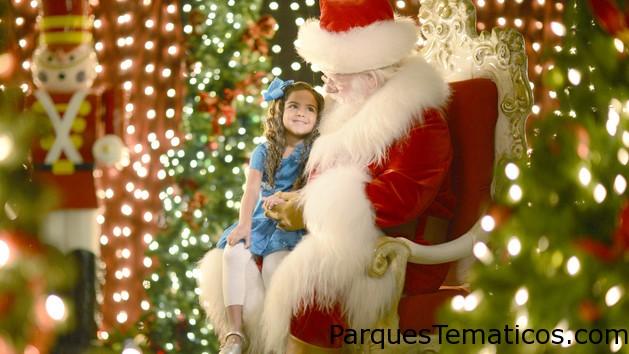 Navidad en Disney Springs