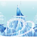 Anna y Elsa Frozen Fantasy en Disney Tokio
