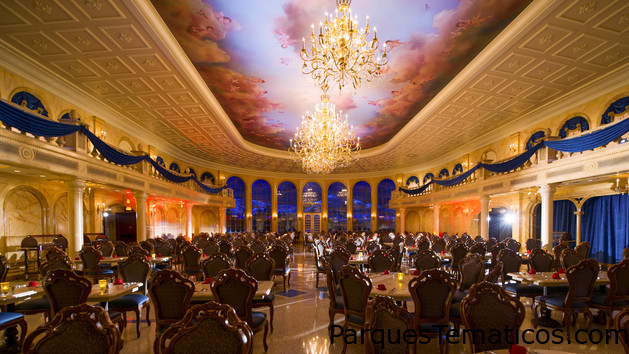 Be Our Guest Restaurante