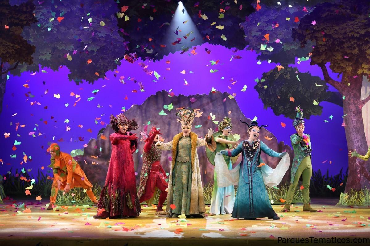 Disneylandia Paris presenta nuevo show