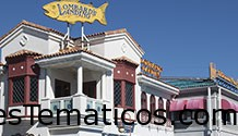 Lombard's Seafood Grille en Universal Studios Florida