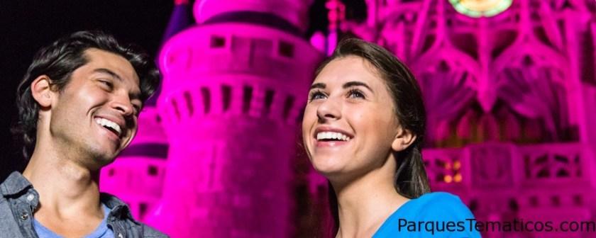 Parque Temático Magic Kingdom   Walt Disney World® Resort    Evento especial  Del 14 de abril al  19 de mayo de 2016
