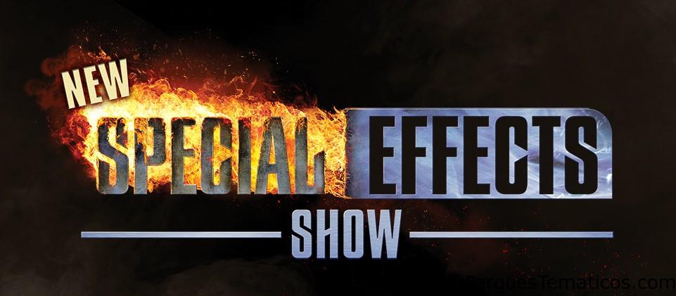 Nuevo Special Effects Show en Universal California