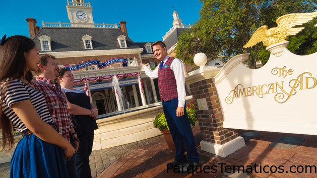 World Showcase: DestiNations Discovered
