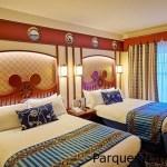 Hotel Disney's Newport Bayclub, en Disney París con nueva estrella