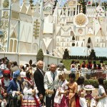 It´s a Small World cumple 50 años en Disneylandia