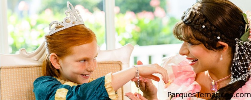 Disney's Perfectly Princess Tea