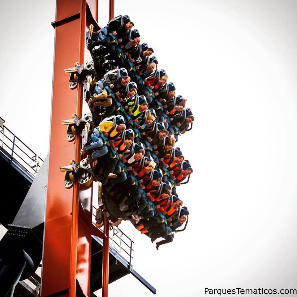Cedar Point's presenta, VALRAVN, la montaña rusa más terrorífica del mundo