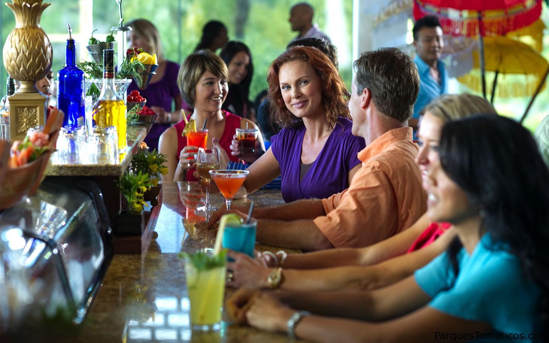 CityWalk en Orlando ofrece distintas opciones para adultos