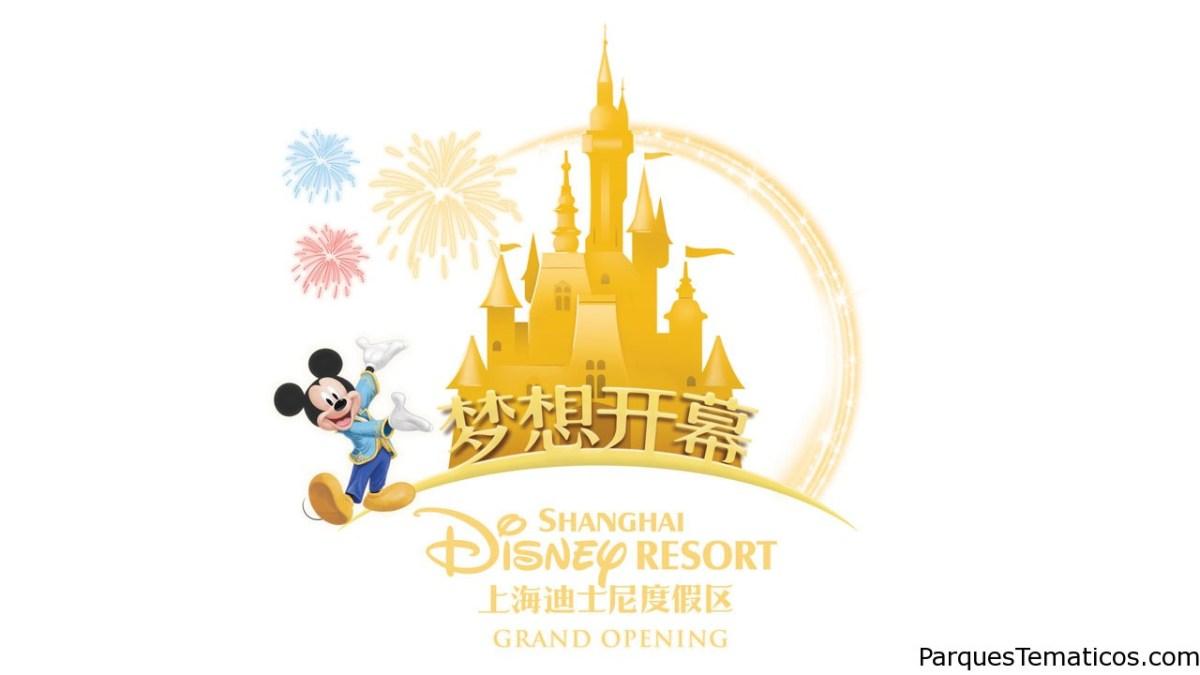 El 16 de junio es la apertura de Shanghai Disney Resort