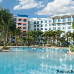 Loews Sapphire Falls Resort ofrece un paraíso en Universal Orlando desde el 14 de julio