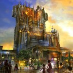 Disney California Adventure,  con Guardianes de la Galaxia en 2017