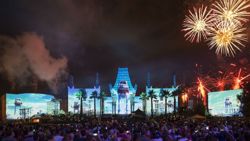 The Force is Strong with Star Wars: A Galactic Spectacular Dessert Party at Disney's Hollywood Studios