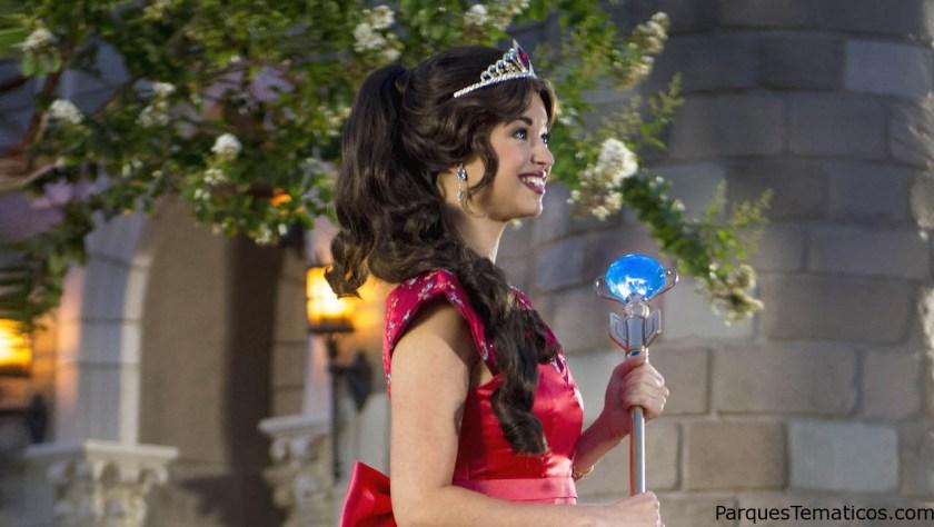 La Princesa Elena de Avalor estará en exclusiva en el castillo de Magic Kingdom en Orlando el 11 de agosto