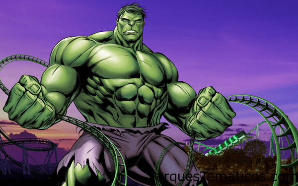 Hulk ya está abierto en Universal's Islands of Adventure