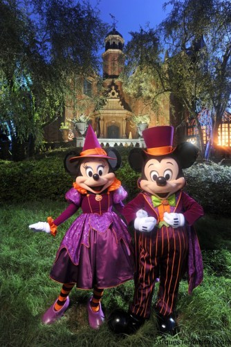 Risas y sustos en Walt Disney World con Mickey's Not-So-Scary Halloween Party desde 2 de septiembre 2016