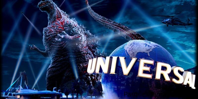 Godzilla: The Real 4D, llega a Universal Studios Japón en 2017