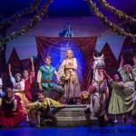 """""""Frozen, el musical espectacular"""", llega al escenario de Disney Cruise Line"""