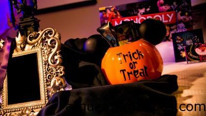 """Comidas de """"terror"""" en las noches de Halloween en Disney World"""