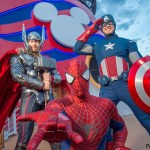 Disney Cruise Line introduce los personajes de Marvel en cruceros Disney Magic