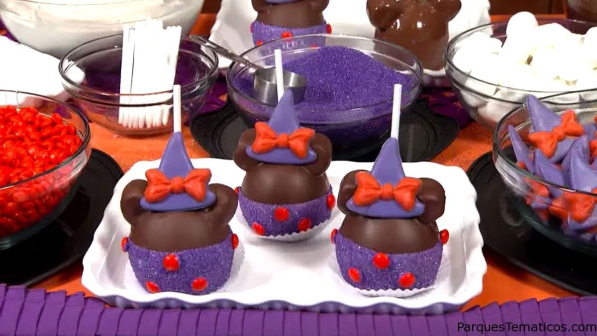 Video exclusivo de las delicias de Halloween en Disneylandia California