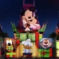 Disney's Hollywood Studios con su nuevo espectáculo de Navidad en breve