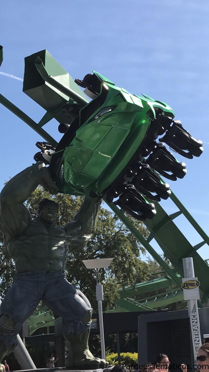 """Mamá Experta: El estreno de Hulk, y volviendo a King Kong luego del """"beta test"""""""