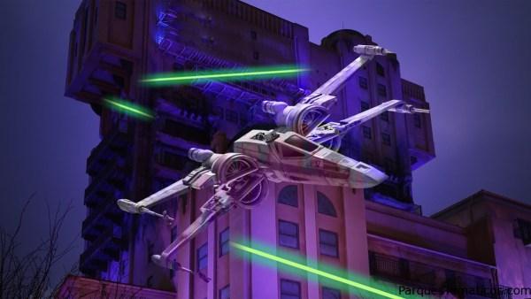 Llega la Temporada de la Fuerza a Disneyland ParisLlega la Temporada de la Fuerza a Disneyland Paris