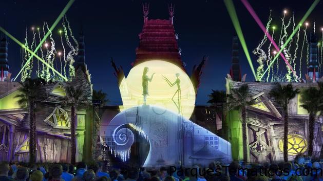 Jingle Bell, Jingle BAM! Fiesta navideña en Disney's Hollywood Studios