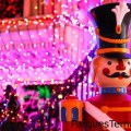 Disney's Yuletide Fantasy 2016, un tour detrás de cámara