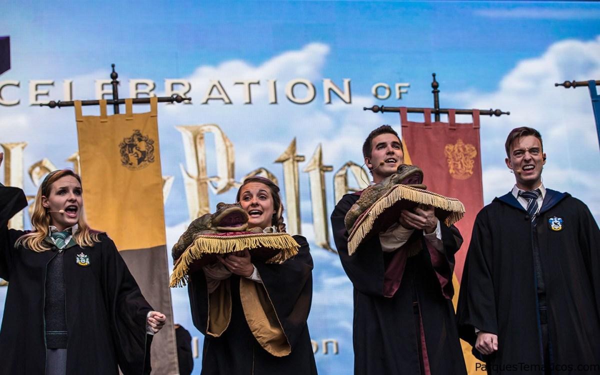 Este fin de semana es la celebración de Harry Potter